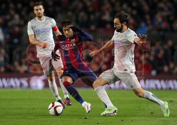 صور : مباراة برشلونة - أتليتيكو مدريد 1-0 ( 20-01-2015 )  1421883640817
