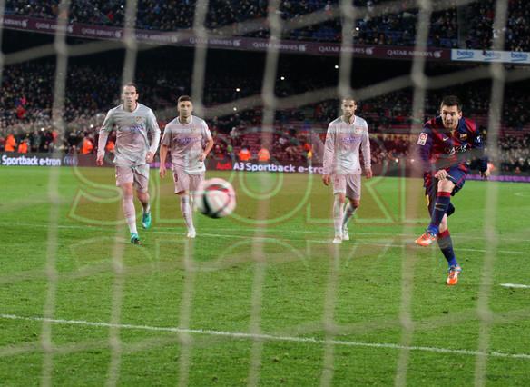 صور : مباراة برشلونة - أتليتيكو مدريد 1-0 ( 20-01-2015 )  1421883699517