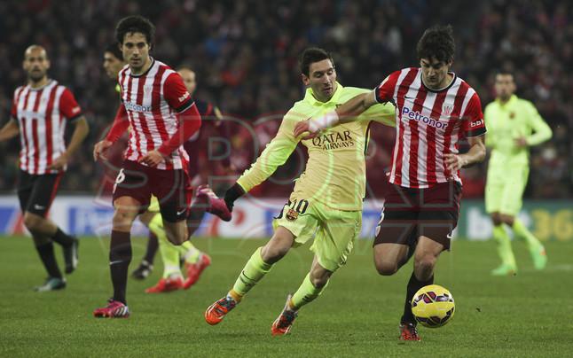 صور : مباراة أتليتيكو بلباو - برشلونة  2-5 ( 08-02-2015 ) 1423435884817