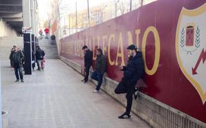 La reventa, también protagonista en el Rayo-Barça