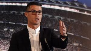 Cristiano Ronaldo está señalado por evadir casi 150 millones de euros en derechos de imagen