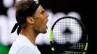 Rafa Nadal ya está en octavos en el Open de Australia