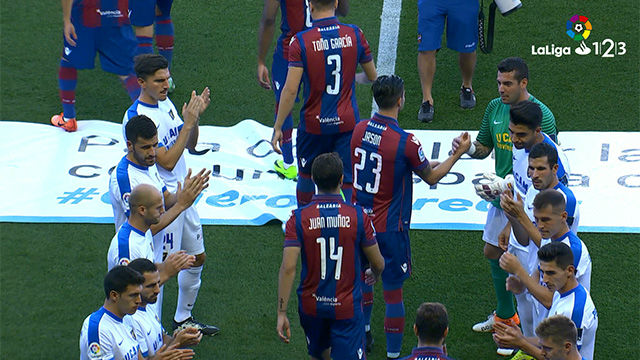 Video resumen Levante - UCAM Murcia (3-1). Jornada 40, Liga 1|2|3