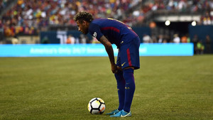 Neymar tiene una oferta del PSG