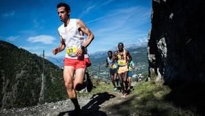 Jornet, un competidor nato y con éxito, en la montaña