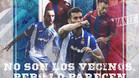 El Espanyol ha diseñado este cartel para animar a su afición a acudir al campo