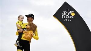 Froome, de nuevo nombrado Mejor ciclista del año