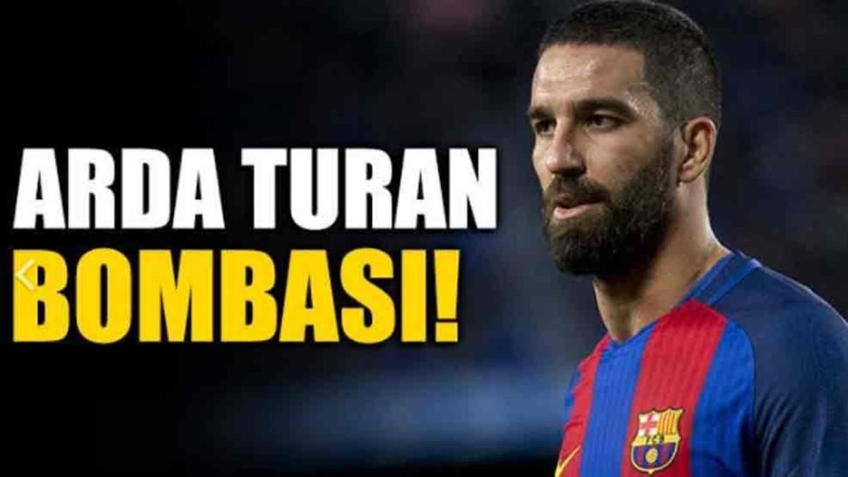 Bar§a s Arda Turan could finally return to Turkish club Galatasaray