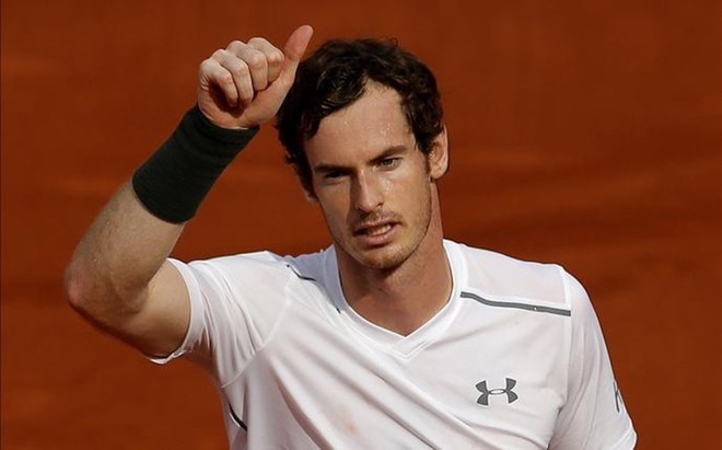 Andy Murray volvi� a 'zafar' en Roland Garros. Y van dos...