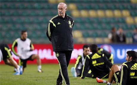 Del Bosque no quiere saber nada de las pataletas de Mourinho
