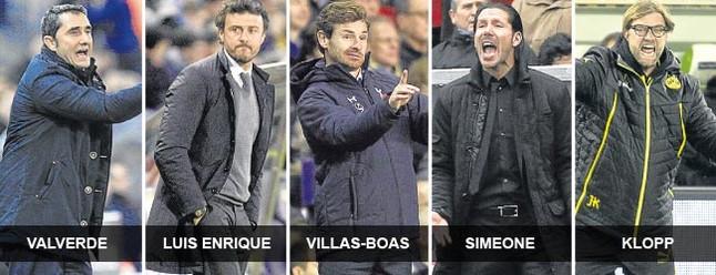 El Bar�a busca entrenador