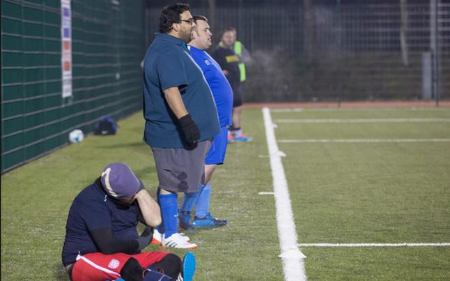 La primera liga para obesos del mundo, creada en Inglaterra