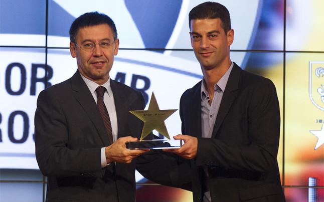 Gerard López será el entrenador del Barça B tras la victoria de Bartomeu