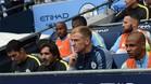 Hart sabe que no tiene futuro en el City con la presencia de Guardiola