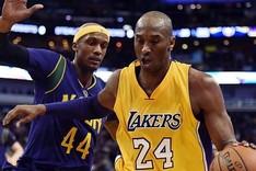 Bryant anot� 27 puntos ante los New Orleans Pelicans