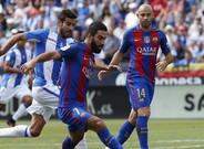 Mascherano y Arda podrían volver contra el Atlético