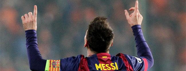 Messi sigue siendo mejor que CR7