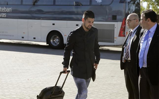 El FC Barcelona espera que Nolito y el Celta muevan pieza