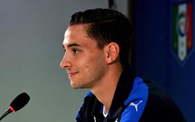 De Sciglio espera sufrir pero conf�a en batir a Alemania