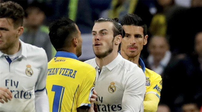 Image result for Jonathan Viera Gareth Bale