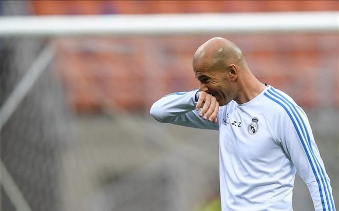 Zidane quiere acabar con la plaga de lesiones