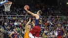 El Barça Lassa superó en el último suspiro al Gran Canaria