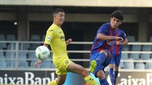 Aleñá será un jugador de referencia ante el Villarreal B