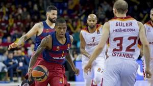 Xavier Munford fue la última incorporación realizada por el Barça Lassa