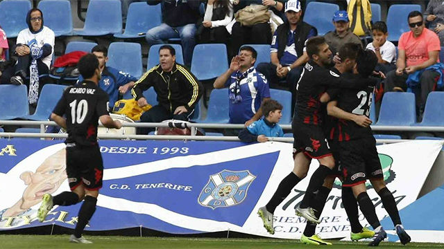 Video resumen del Tenerife - Reus (0-1) - Liga 1|2|3