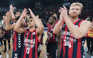 El Baskonia intentará luchar por la cuarta posición