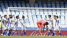 La Real Sociedad sentenció el descenso del Granada