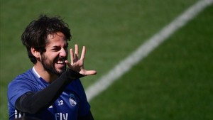 Isco es el hombre de moda en el Bernabéu
