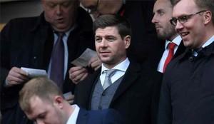 Steven Gerrard, exjugador del Liverpool