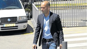 Pere Guardiola, hermano de Pep Guardiola