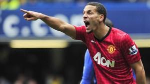 Ferdinand fue leyenda en el fútbol... Y quiere dar que hablar en el boxeo