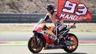 Valiosa victoria de Márquez en MotorLand.