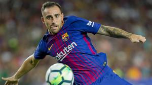 Paco Alcácer regresa a la lista de convocados por Ernesto Valverde