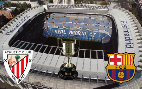 La afici�n del FC Barcelona quiere la final de Copa del Rey en el Santiago Bernab�u