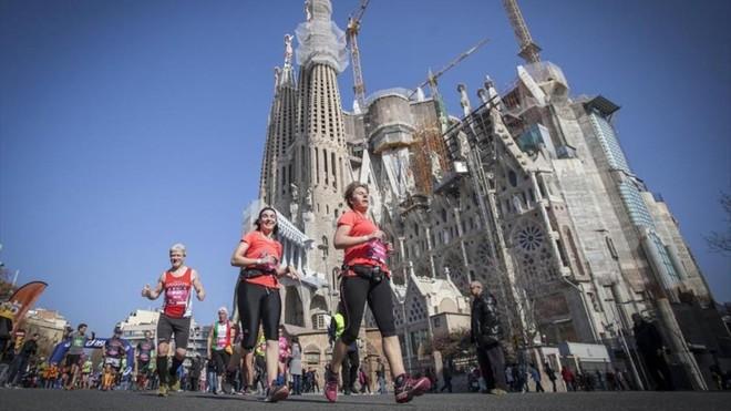 El Maratón de Barcelona rememorá los Juegos de 1992