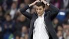 Constantin Galca no sab�a c�mo frenar la avalancha del Real Madrid