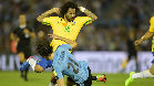 Un error clamoroso de Marcelo le costó caro a Brasil