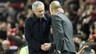 Guardiola elogia al United de Mourinho en sus horas más bajas