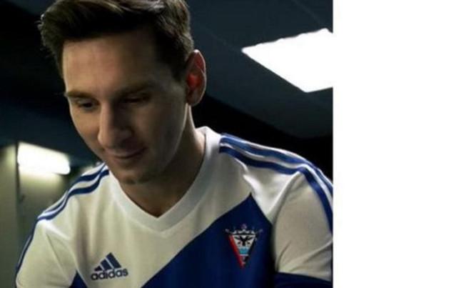 El Mirandés 'ficha' a Messi
