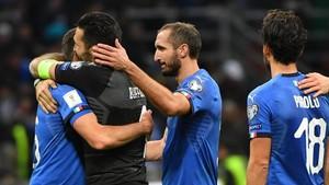 Italia podría ser repescada para el Mundial
