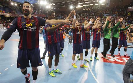 El Barça luchará por su noveno título y por su decimotercera final
