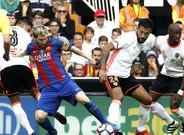 Messi volvi� a romper el empate inicial