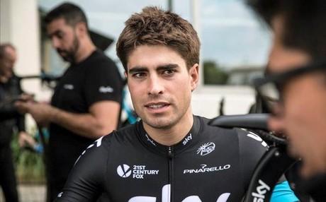 Mikel Landa ejercer� de l�der de Sky en el Giro