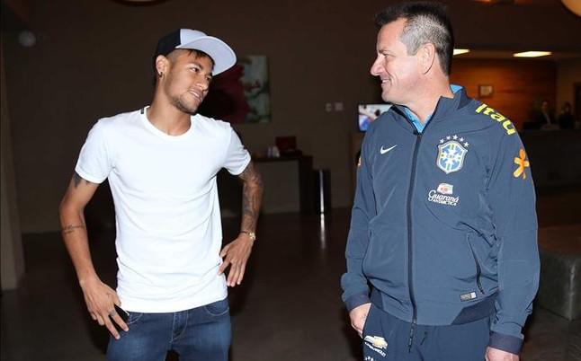 Neymar, entre los elegidos por Dunga para los Juegos Ol�mpicos