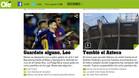 'Olé' se manejó entre la admiración y el humor con la nueva exhibición de Messi