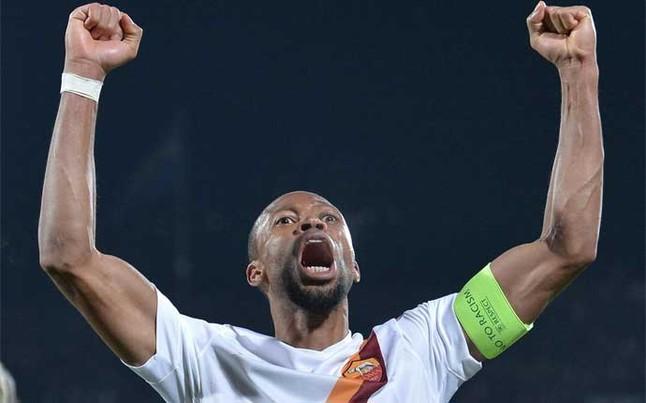 La Roma, posible rival del FC Barcelona en el Gamper